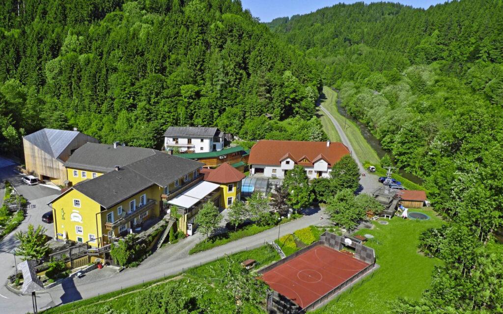 Kinderhotel Bruckwirt - Familotel Oberösterreich