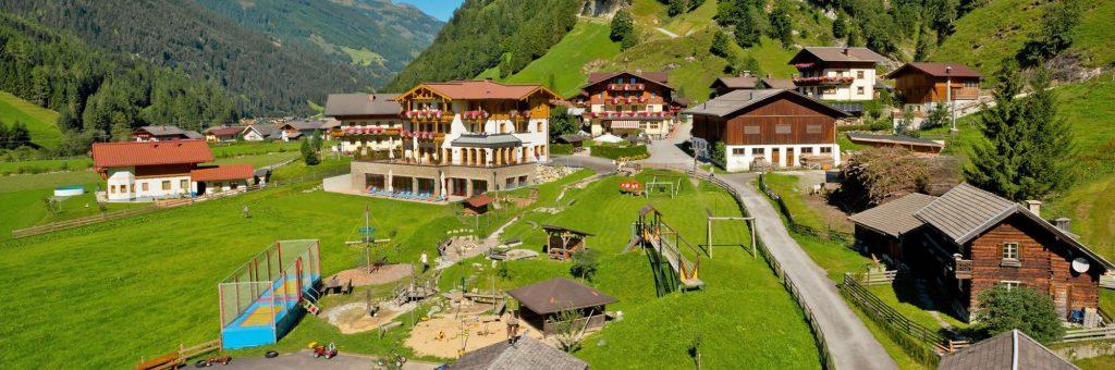 Familotel Bauernhof-Hotel Oberkarteis